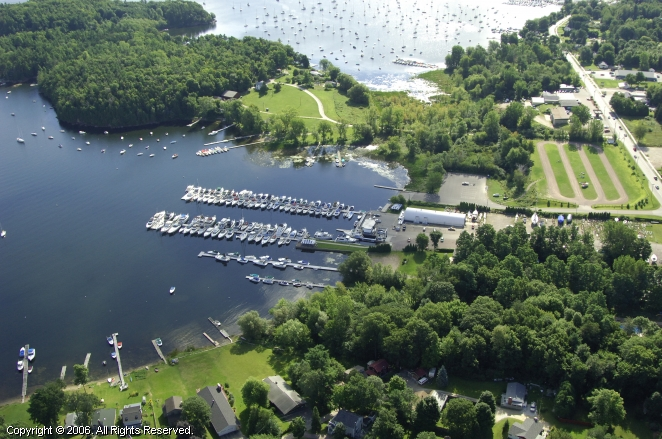 Colchester (VT) United States  city pictures gallery : Champlain Marina in Colchester, Vermont, United States