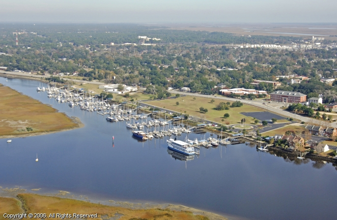 Brunswick (GA) United States  city images : Brunswick Landing Marina Inc in Brunswick, Georgia, United States