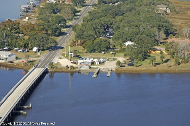 Clapboard creek fish camp in jacksonville florida united for Fish camps for sale in florida
