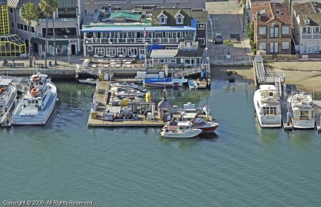 Newport Beach Marina Restaurants