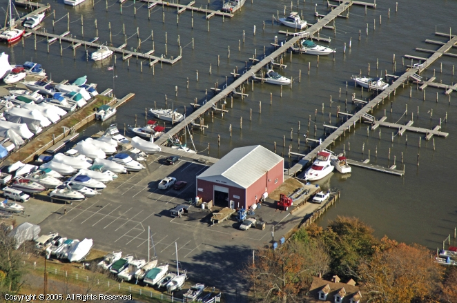North East River Marina
