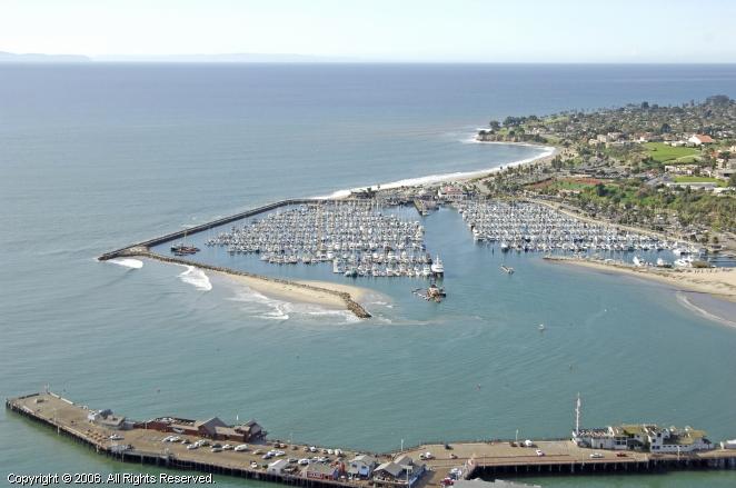 Santa Barbara (CA) United States  City new picture : Santa Barbara Harbor in Santa Barbara, California, United States