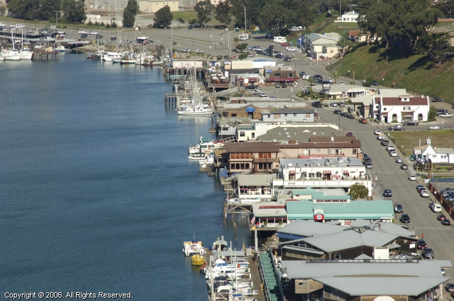 Morro Bay (CA) United States  city photos gallery : Morro Bay Boatyard in Morro Bay, California, United States