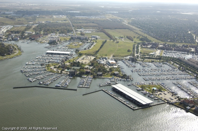Center (TX) United States  city photos : Watergate Yachting Center in Clear Lake Shore, Texas, United States