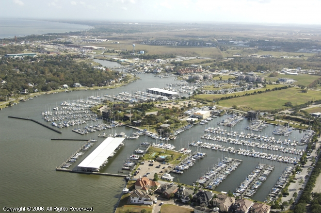 Center (TX) United States  city photos gallery : Watergate Yachting Center in Clear Lake Shore, Texas, United States