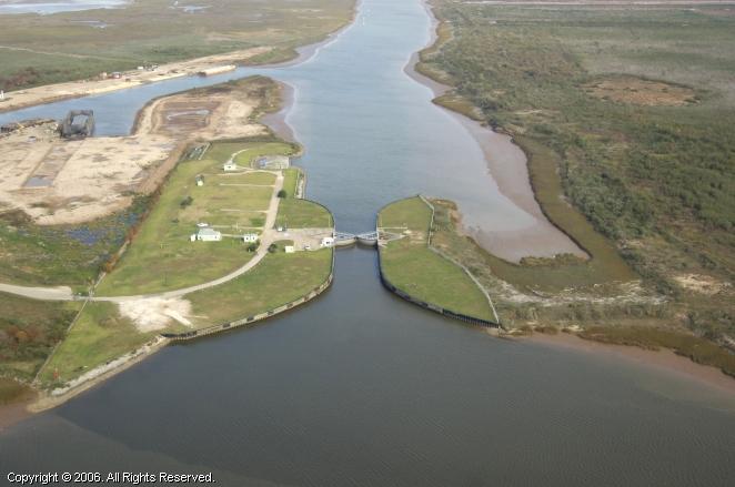 Bryan (TX) United States  City pictures : Bryan Beach Floodgate East Lock, Quintana Beach, Texas, United States