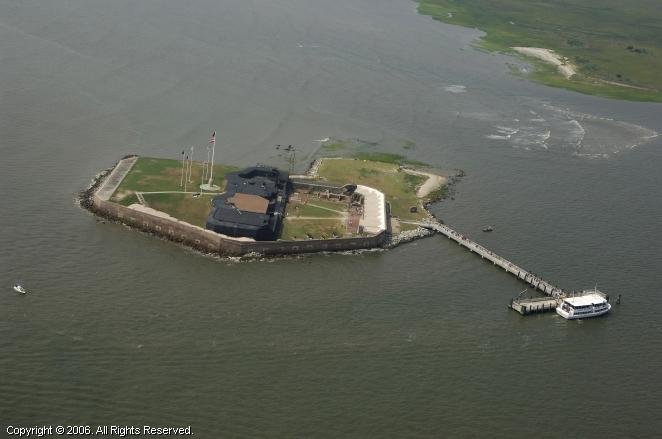 Sumter (SC) United States  city photo : Fort Sumter, Sullivan's Island, South Carolina, United States