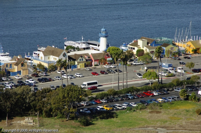 Marina Del Rey Lighthouse