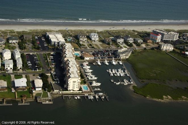 Marlin Quay Marina In Garden City Beach South Carolina United States