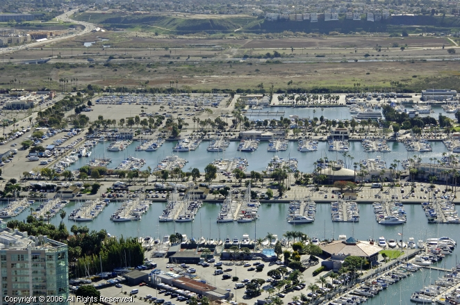 how to get a slip in marina del rey