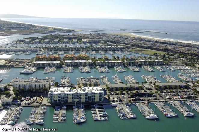 Del Mar (CA) United States  City new picture : Villa Del Mar Marina in Marina del Rey, California, United States