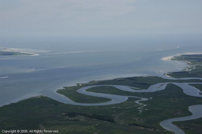 Wassaw Sound Inlet