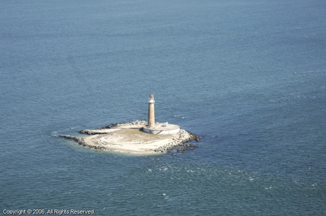 Great Gull Island Lighthouse New Jersey United States