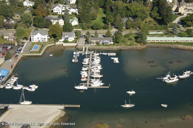 Arundel Yacht Club In Kennebunkport Maine United States