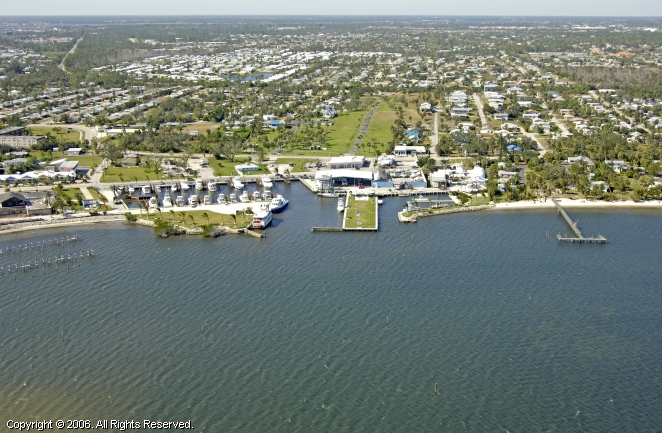 Four Fish Marina Jensen Beach Florida