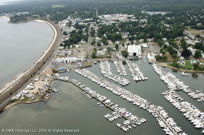 Niantic (CT) United States  city images : Port Niantic Marina in Niantic, Connecticut, United States