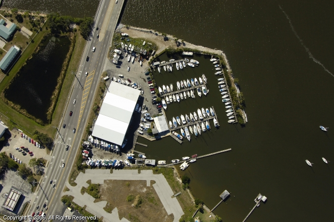Anchorage Yacht Basin
