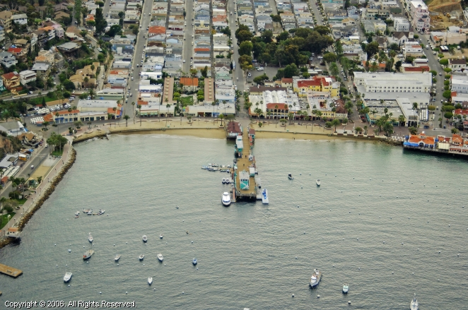 California City (CA) United States  City new picture : City of Avalon Harbor Dept in Avalon, California, United States