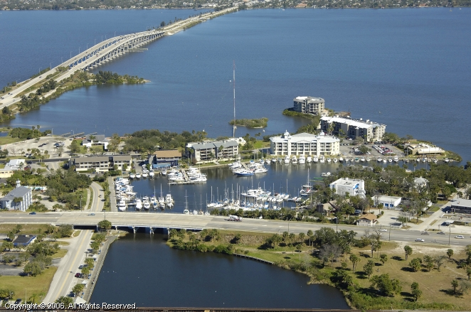 Melbourne (FL) United States  City new picture : Melbourne Harbor Marina in Melbourne, Florida, United States