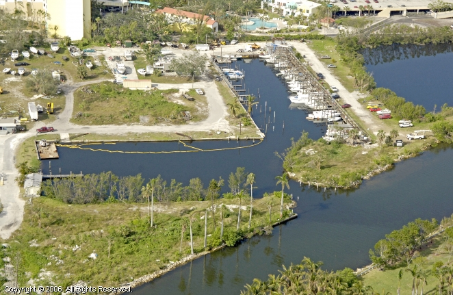 Dania (FL) United States  city photos gallery : Milt's Marina in Dania, Florida, United States
