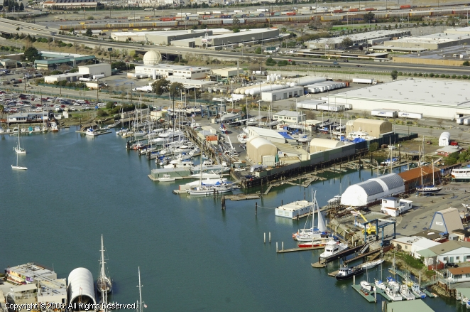Richmond (CA) United States  City pictures : Richmond Boat Works in Richmond, California, United States