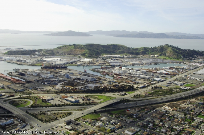 Richmond (CA) United States  city pictures gallery : Richmond Harbor, , California, United States