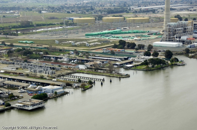 Antioch (CA) United States  City new picture : San Joaquin Yacht Harbor in Antioch, California, United States
