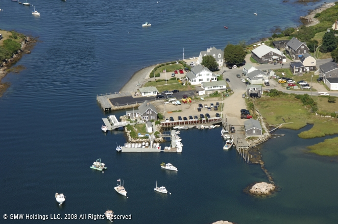 Biddeford (ME) United States  city photo : Biddeford Pool Yacht Club in Biddeford Pool, Maine, United States