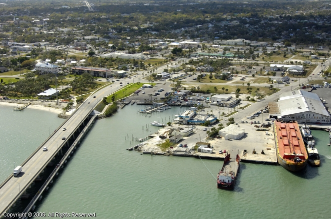 Fort Pierce (FL) United States  city photo : South Bridge Marina & Storage in Fort Pierce, Florida, United States