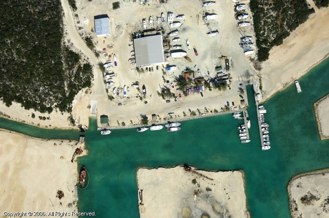 Caicos Marina and Shipyard, Turks and Caicos