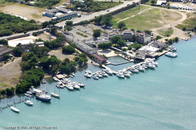 Morgans Harbour Hotel Port Royal Jamaica