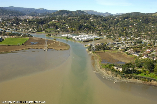 San Rafael (CA) United States  city photos : San Rafael Creek Inlet, , California, United States