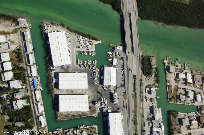 Tavernier Creek Marina