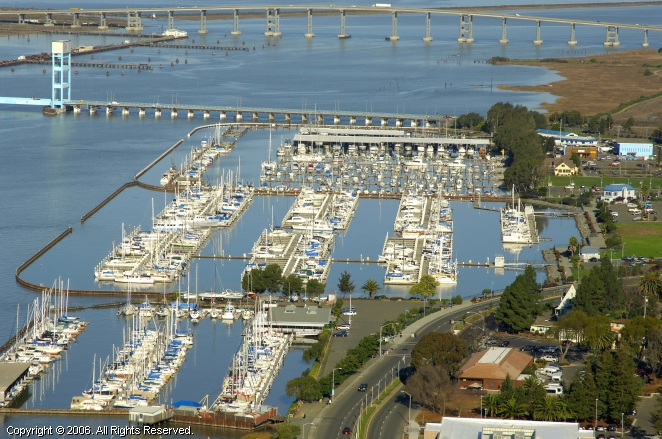 Vallejo (CA) United States  City pictures : Vallejo Municipal Marina in Vallejo, California, United States