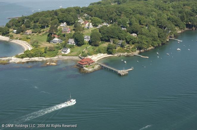 Little Diamond Island Ferry