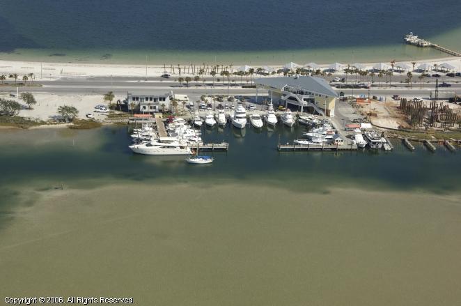 Pensacola (FL) United States  city pictures gallery : Pensacola Beach Marina in Pensacola Beach, Florida, United States