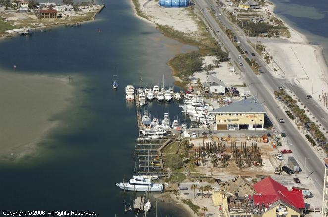 Pensacola Beach Marina in Pensacola Beach, Florida, United ...