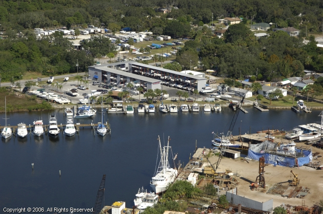 Tarpon Springs (FL) United States  city photos : Belle Harbour Marina Corp in Tarpon Springs, Florida, United States