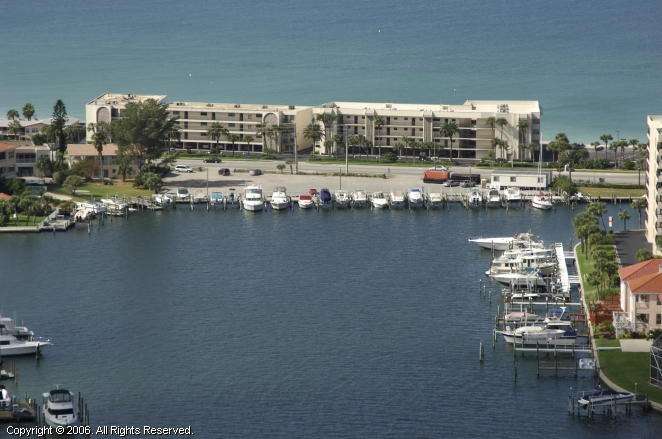 Florida City (FL) United States  city photo : City of Belleair Beach Marina in Clearwater, Florida, United States
