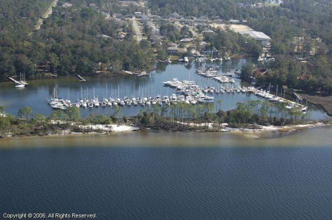 Niceville (FL) United States  city photo : Bluewater Bay Marina in Niceville, Florida, United States