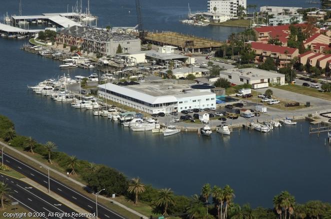 Clearwater Marine Aquarium In Clearwater Florida United
