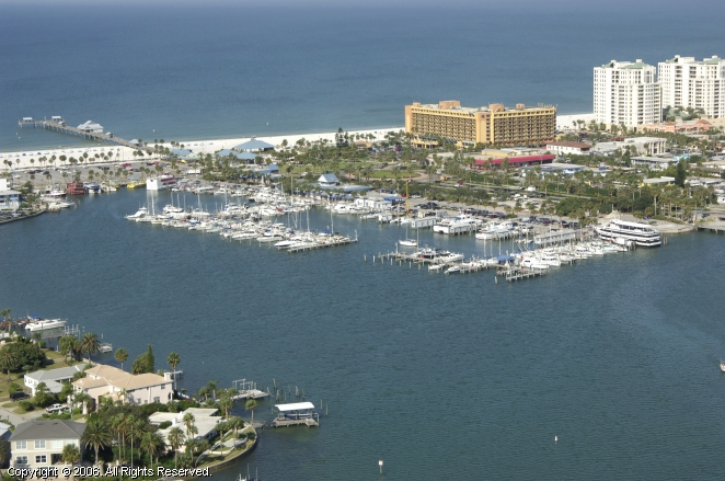 Clearwater (FL) United States  city photo : Clearwater Municipal Marina in Clearwater, Florida, United States