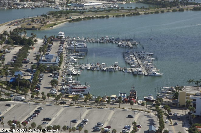 Clearwater (FL) United States  city pictures gallery : Clearwater Municipal Marina in Clearwater, Florida, United States