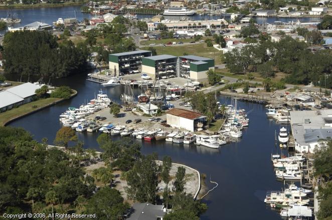 Tarpon Springs (FL) United States  city photo : Turtle Cove Marina in Tarpon Springs, Florida, United States