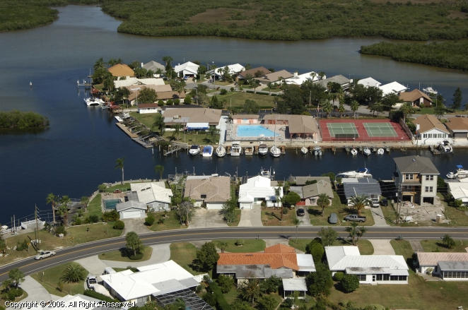 New Port Richey (FL) United States  City new picture : Gulf Harbors Yacht Club in New Port Richey, Florida, United States