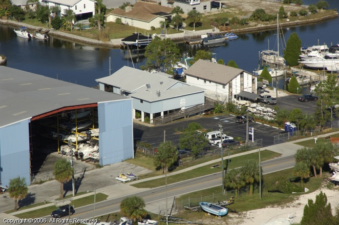 Hernando (FL) United States  city images : Hernando Beach Yacht Club in Hernando Beach, Florida, United States