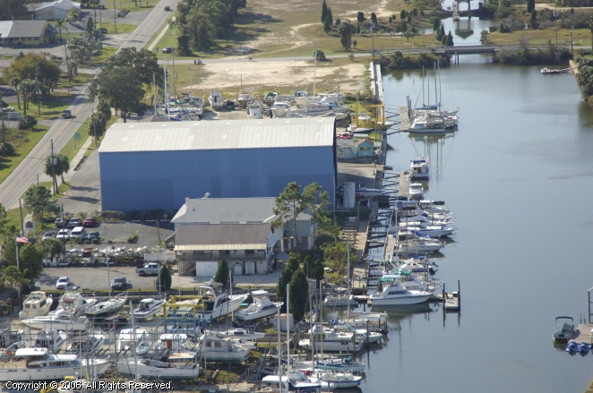 Hernando (FL) United States  city photos gallery : Hernando Beach Yacht Club in Hernando Beach, Florida, United States