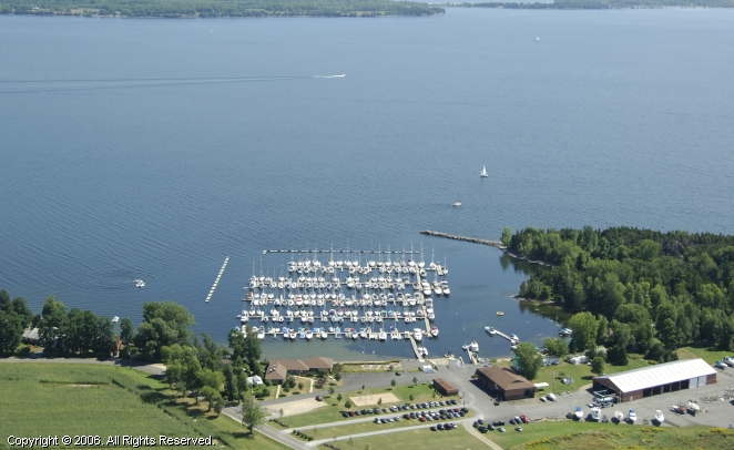 Plattsburgh (NY) United States  City new picture : Mooney Bay Marina in Plattsburgh, New York, United States