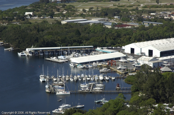 Tarpon Springs (FL) United States  city images : Port Tarpon Marina in Tarpon Springs, Florida, United States
