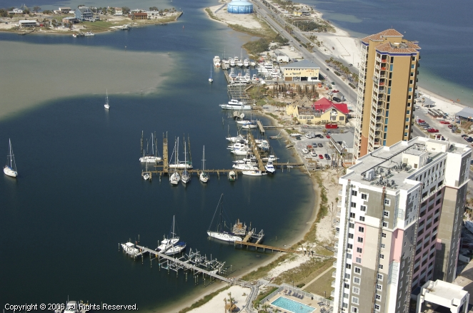 Gulf Breeze (FL) United States  city images : Sabine Marina in Gulf Breeze, Florida, United States